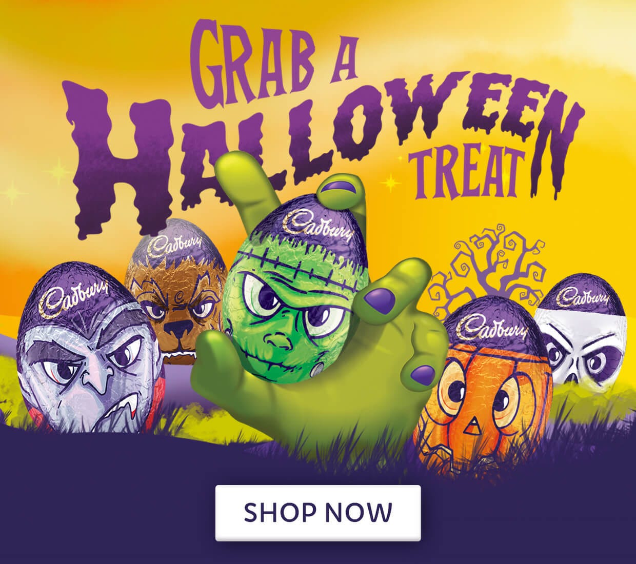 Grab a Halloween Treat