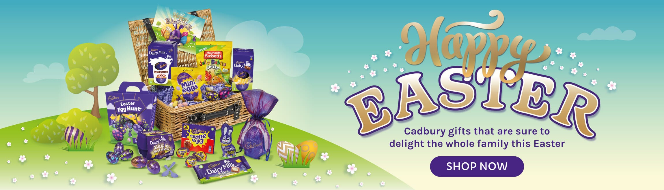 Easter Egg Gifts and Hampers
