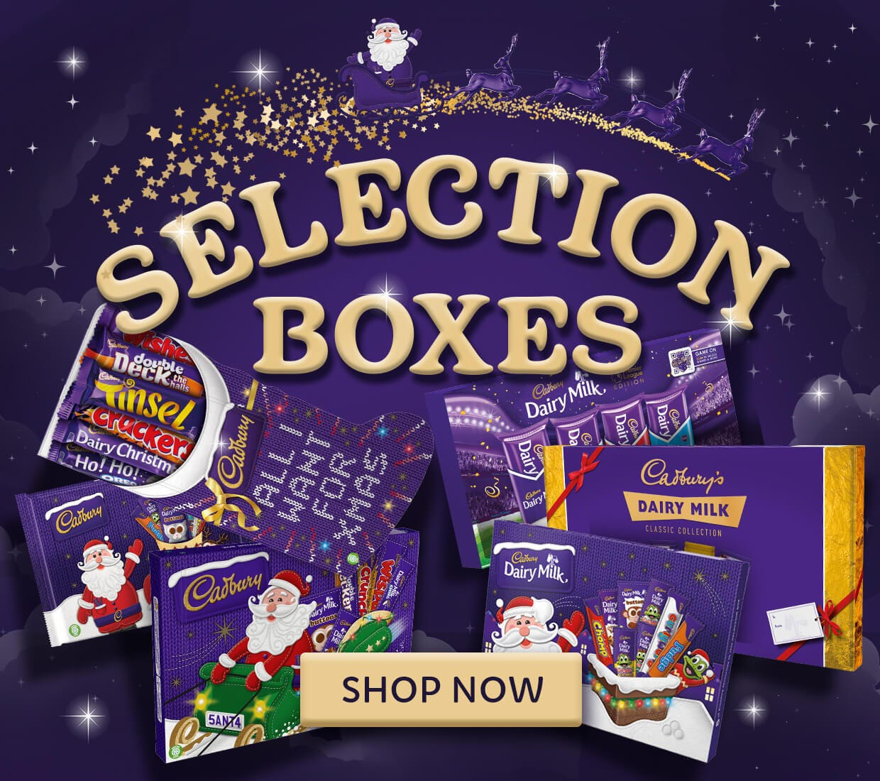 Cadbury Selection Boxes
