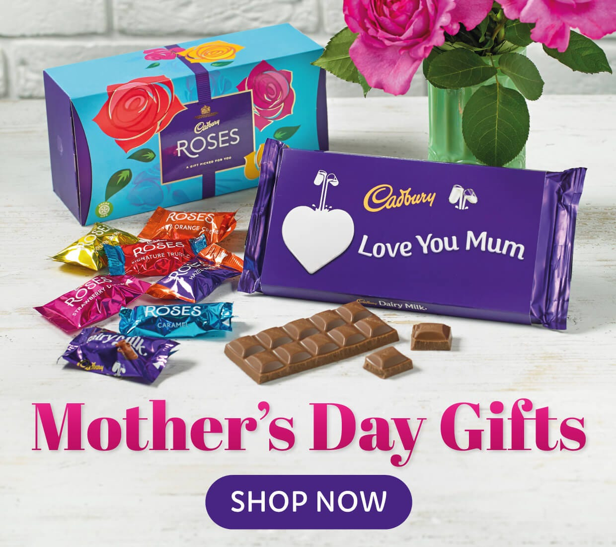 Cabury Mother's Day Chocolate Gifts and hampers