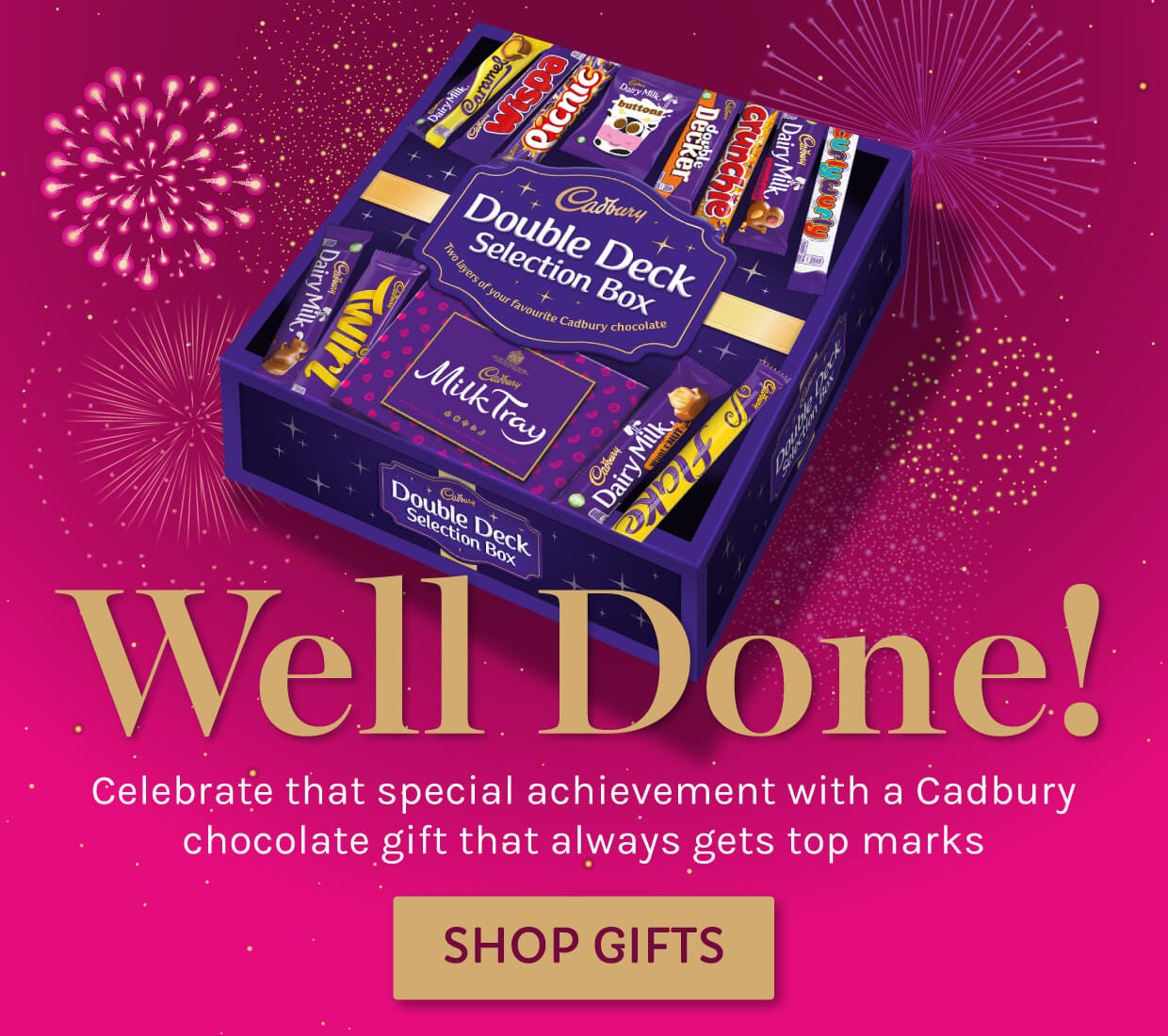 Well Done Chocolate Gifts