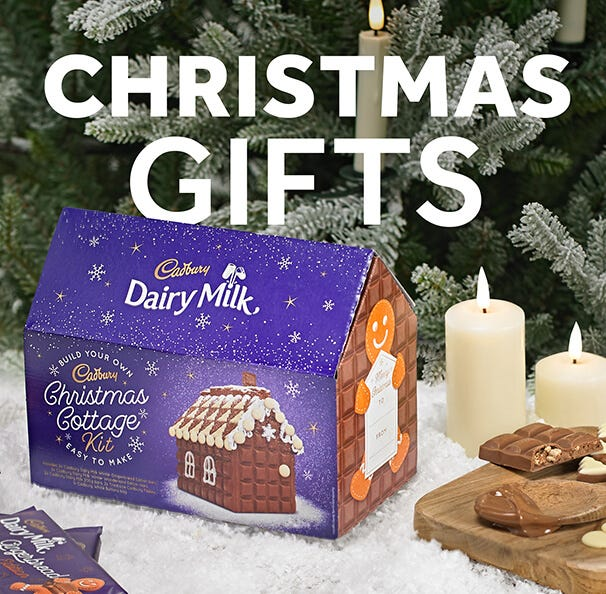 Cadbury Christmas Chocolates