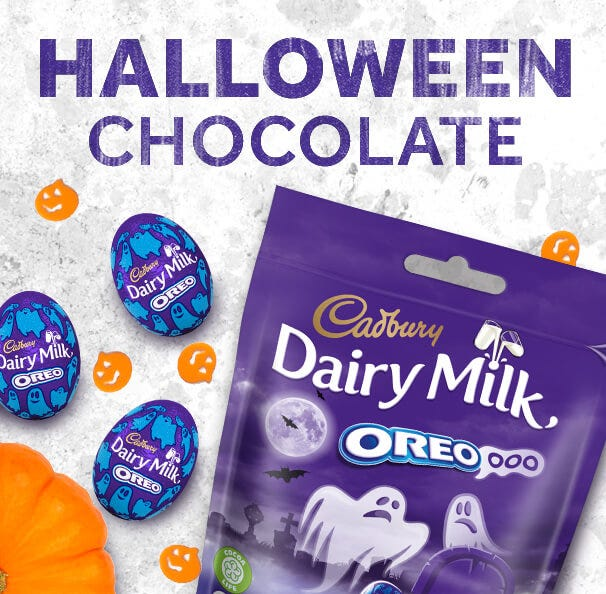 Cadbury Halloween Sweets