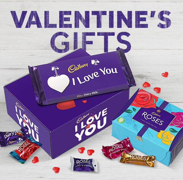 Cadbury Thank You Gifts