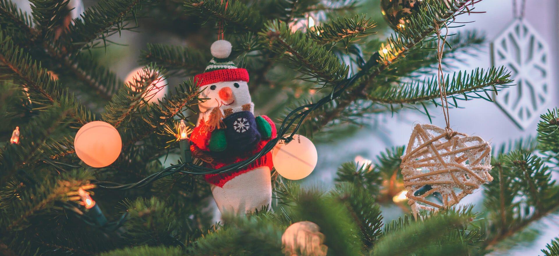 Christmas Tree Decoration Ideas