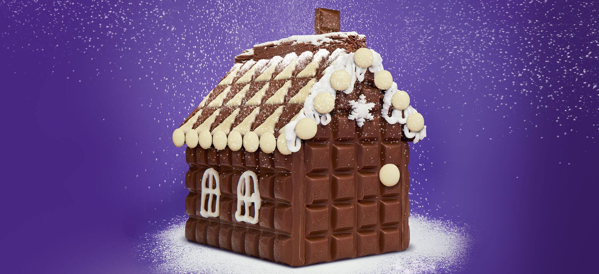 Christmas Chocolate Cottage