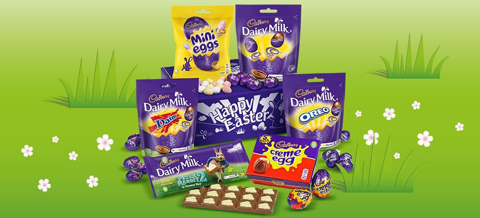 Easter Egg Sale