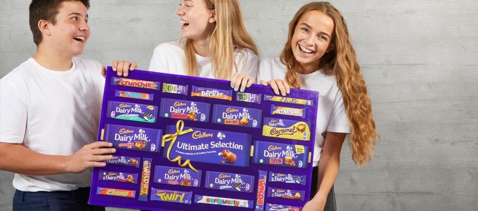 Cadbury Ultimate Selection Box