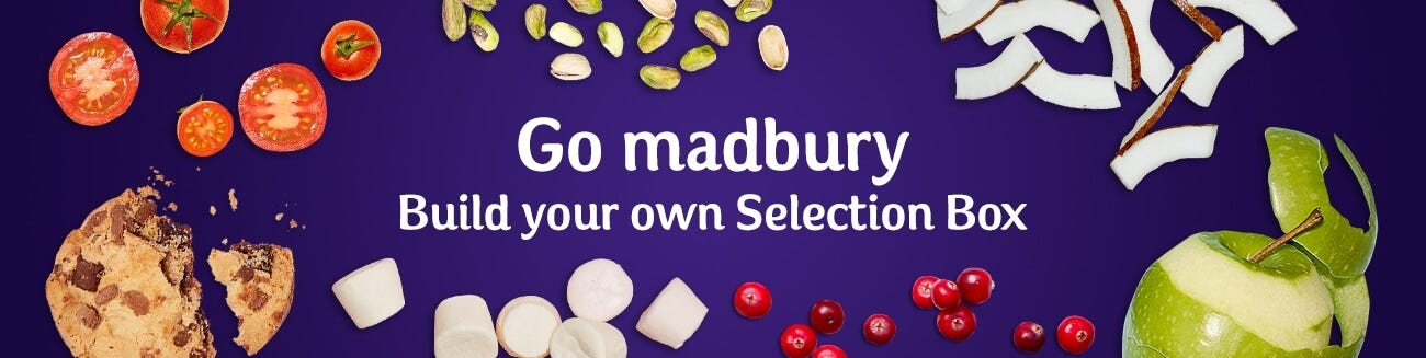 Dairy Milk Inventor Selection Box