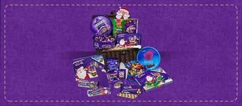 Cadbury Christmas Chocolate Gifts