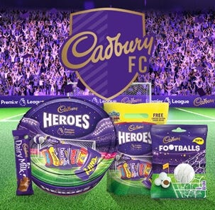 Cadbury Premier League Gifts