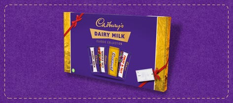 Cadbury Christmas Selection Boxes