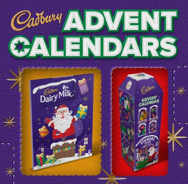 Cadbury Advent Calendars