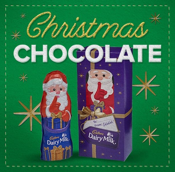 Cadbury Advent Calendars