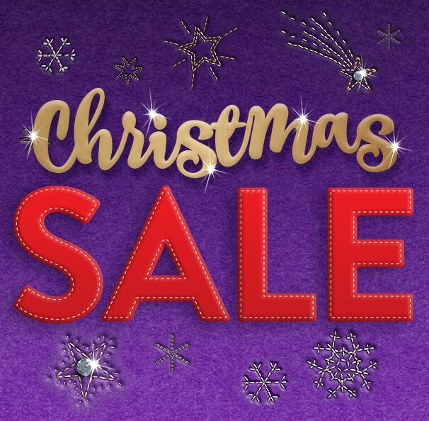 Christmas Chocolate Sale