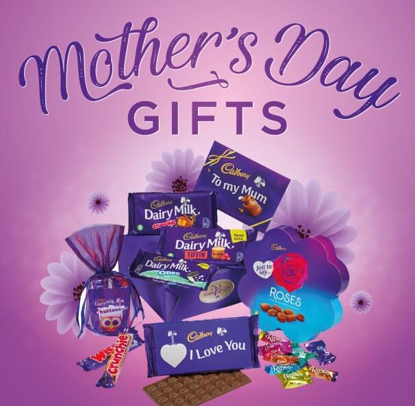 Cadbury Mother's day Chocolate