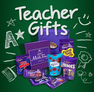 Teacher Thank you's