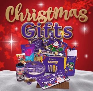 Cadbury Christmas Gifts 2019