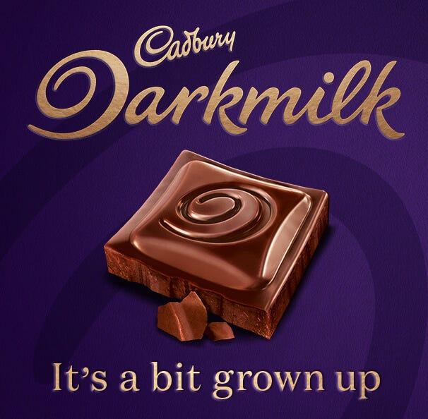 Cadbury Darkmilk Gifts