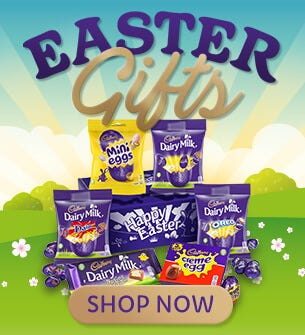 Cadbury Easter egg Hampers and Gifts