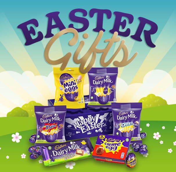Cadbury Easter Egg Chocolate Gifts