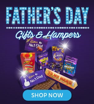 Cadbury Father's Day Hampers and Gifts