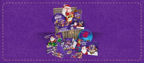 Cadbury Christmas Chocolate Gifts