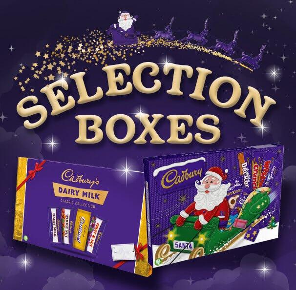 Cadbury Selection Boxes
