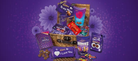 Mother's Day Chocolate Hampers