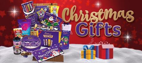 Cadbury Christmas Gifts