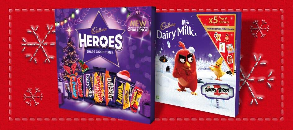 Chocolate Advent Calendars for Christmas