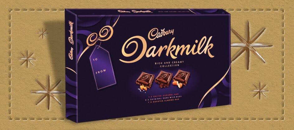 Christmas Dark Chocolate